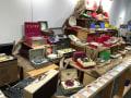 日本のポータブル・レコード・プレイヤー展 at 生活工房 in 三軒茶屋