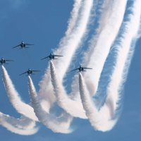 【バスツアーでブルーインパルスを見に行こう】11/3・入間航空祭 11/27・百里基地航空祭
