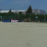 第36回知多地区U-10サッカー大会・順位トーナメント試合結果