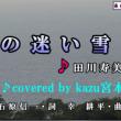 新曲紹介 6月28日発売   ♪・港の迷い雪/田川寿美//