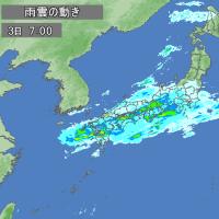 梅雨入りしたと思ったら、もう梅雨明け宣言かあ・・・暑い夏になりそうだ。