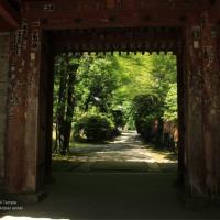 醍醐寺下伽藍へ