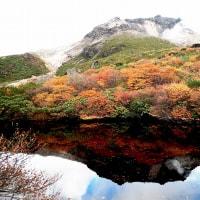 那須連山の紅葉見ごろ