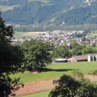 スイス旅行2日目   マイエンフェルト   ハイジの故郷 №5