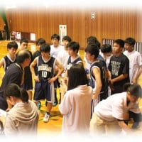 県大会にGO!~男子バスケットボール部