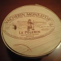 モンドールチーズとフィリップ・パカレ