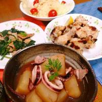 イカと大根の煮物でほっこり~レシピブログsyu♪さんのレシピ