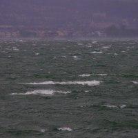 びわ湖の嵐