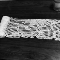 レース編み31段