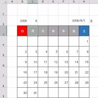 ExcelのMOD関数で遊ぶ?