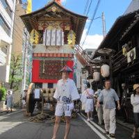 山鉾巡行2012