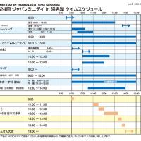明日は24th ジャパンミニディ in 浜名湖