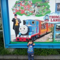 明日で3歳&トーマスランド行って来ました!!