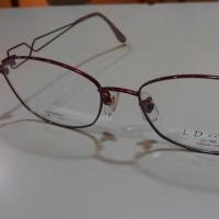 サンコバルト合金メガネ