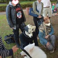小金井公園にて^^