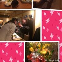 ☆歓送迎会~!!でした!!☆