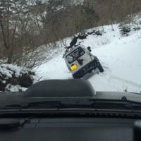 ジムニーで雪遊びっ!!