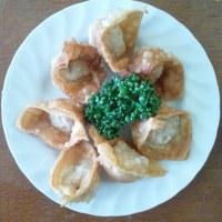 萩の会の料理教室 ( 中華)