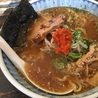 麺屋ほんわか(14)の新味しょうゆベース(4)780円(*^▽^)ノ♪