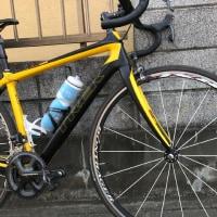 連休の自転車