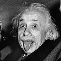 アインシュタイン?