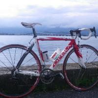 梅雨空の休みの日は (自転車編)