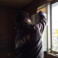 熊本市 エアコン窓用エアコンガス回収取外し処分‼️公費解体前に熊本