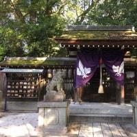 「宗像神社」京都府京都市上京区、京都御苑内にある神社である。国史見在社で、旧社格は府社。宗像三女神(多紀理比売命、多岐都比売命
