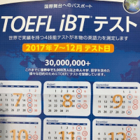 TOEFL iBTテスト対策オススメ教材