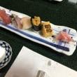 天ぷらときたら次は鮨なのだよ! in 「帆掛鮨」さん