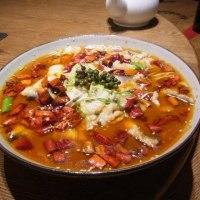 南城故事で2日続きで中華料理を食った1