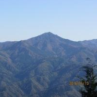 八頭町の山
