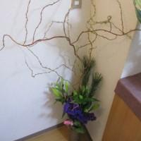 4月の花材☆何かすごいの来た!
