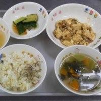 ここの幼稚園のような和食給食をもっと多くの子ども達に食べさせてあげたいな…と心から思う私です