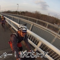 【中部200】自転車と変態と夜景【BRM312】