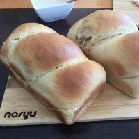 今日もパン。