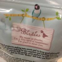 Birdiesチョコ♡幸せの青い鳥