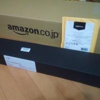 Amazonで購入したサウンドバー