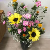 お花を飾ろう!
