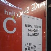 バナナフリッターズ「BANANA FRITTERS A-Go-Go!!! Re:LIVE2017」