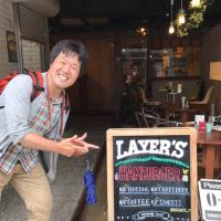 【愛知●久屋大通】「LAYER'S(レイヤーズ) 丸の内 本店」のレイヤーズバーガー