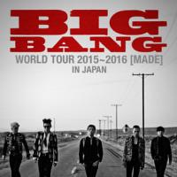 BIGBANG����BIGBANG WORLD TOUR 2015��2016 [MADE] IN JAPAN��