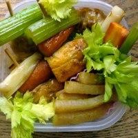 串焼き弁当/鰯(いわし)の缶詰