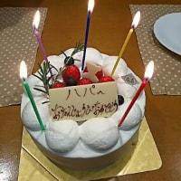 受験とお誕生日