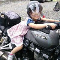 バイクに乗る!