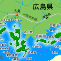 広島島巡り 大崎上島と契島(軍艦島)