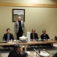境町老人クラブ連合会の新年会に出席してまいりました。