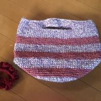 手編みのチュニックに思いを寄せて