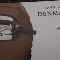 デンマークからキュートな乗り物