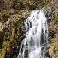 シズク谷の滝